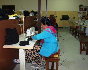 Het naaiatelier